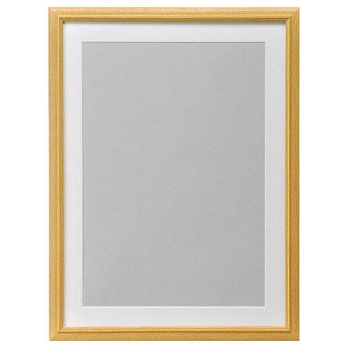 ハクバ HAKUBA フォトフレーム 写真立て 木製 FW-3 写真サイズ:A3 ナチュラル FW-3-NTA3 4977187496376