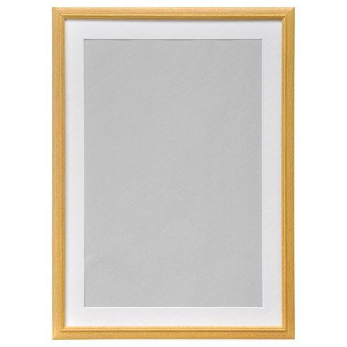 ハクバ HAKUBA フォトフレーム 写真立て 木製 FW-3 写真サイズ:A3ノビ ナチュラル FW-3-NTA3N 4977187496383