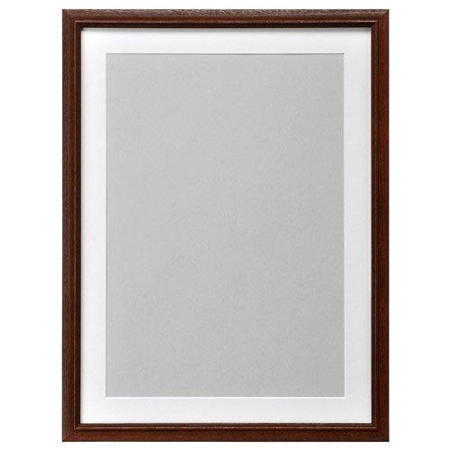 ハクバ HAKUBA フォトフレーム 写真立て 木製 FW-3 写真サイズ:A3 ブラウン FW-3-BWA3 4977187496451