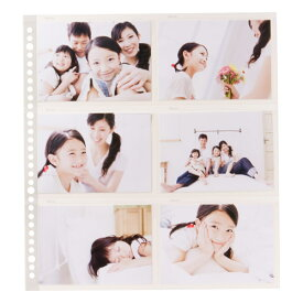ハクバ HAKUBA フォトアルバム SF-1 プリントファイル 写真サイズ:EL 替台紙 4977187520460