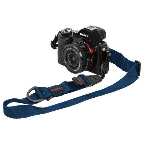 ハクバ ルフトデザイン スピードストラップ 25 ネイビー KST-62SS25NV 4977187374124 おしゃれ 一眼レフ ミラーレス カメラ