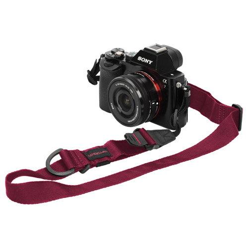 ハクバ ルフトデザイン スピードストラップ 25 ワインレッド KST-62SS25WR 4977187374131 おしゃれ 一眼レフ ミラーレス カメラ