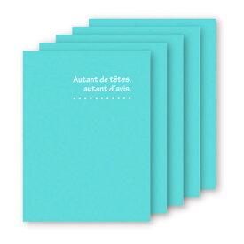 ハクバ お手軽写真台紙 ランス Lサイズ 2面 5枚セット タテ ブルー MRC-LTBL5S 4977187668032 ペーパーフレーム プレゼント 贈り物