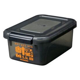 ハクバ HAKUBA 湿度やほこりからカメラを守る ドライボックスNEO 5.5L スモーク KMC-39 4977187330656 防湿庫 カメラ保管 除湿剤付 カビ対策