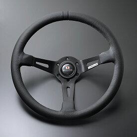 【正規輸入品】MOMO/モモ ステアリング フルスピード 34.8パイ ブラック
