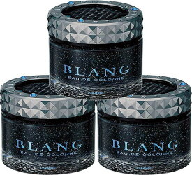 3個セット消臭芳香剤 ブラング クリスタル ブラック アフターシャワー【G162】