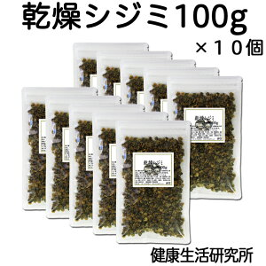 乾燥シジミ100g×10個 しじみに豊富なタウリン オルニチン 味噌汁の具 【コンビニ受取対象商品】