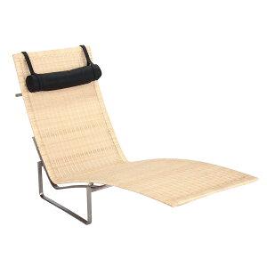【受注生産対応:納期約45-90日】開梱設置 廃材持ち帰り費用込み PK24 ラタン 一人掛け 椅子