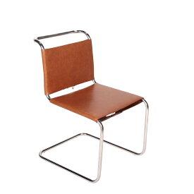 【受注生産対応:納期約45-90日】スポーレットチェア レザー 一人掛け 椅子 オフィス ミーティングチェア ダイニングチェア