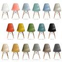 「700円割引 レビュークーポン配布中」〈ナチュラル色脚〉DSW サイドシェルチェア/Shell Side Chair イームズ PP樹脂(強化ポリプロピレン)...