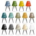 【14 Colorで新登場!】DSW <ブラック色脚> イームズ サイドシェルチェア/Shell Side Chair イームズ PP樹脂(強化ポリプロピレン)...