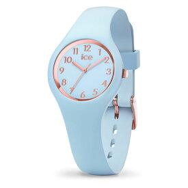 アイスウォッチ 腕時計 時計 ICE glam pastel - ロータス - ナンバーズ (エクストラスモール)