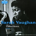 Sarah Vaughan サラボーン / With Clifford Brown 輸入盤 【CD】