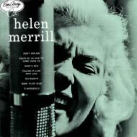 Helen Merrill ヘレンメリル / With Clifford Brown 輸入盤 【CD】