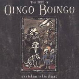 Oingo Boingo / Best Of - Skeletons In The Ghost 輸入盤 【CD】