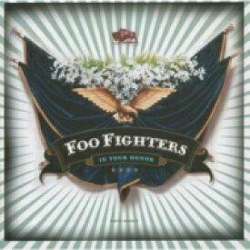 【送料無料】 Foo Fighters フーファイターズ / In Your Honor 輸入盤 【CD】