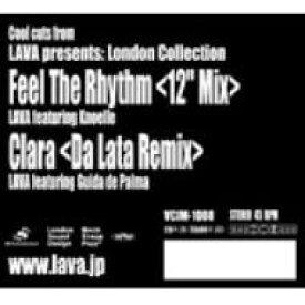 """Lava ラバ / Feel The Rhythm (12"""" Mix) / Clara (Da Lata Remix) 【12in】"""