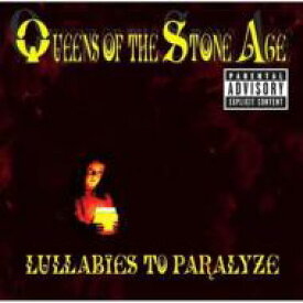 Queens Of The Stone Age クイーンズオブザストーンエイジ / Lullabies To Paralyze 輸入盤 【CD】