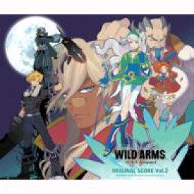 【送料無料】 ワイルドアームズ ザ フィフスヴァンガード オリジナルスコア Vol.2 【CD】