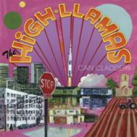 High Llamas / Can Cladders 【LP】