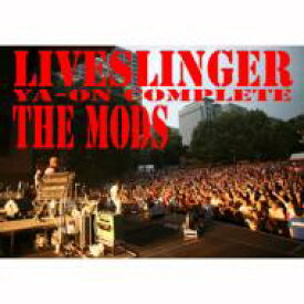 THE MODS モッズ / LIVE SLINGER〜LIVE YA-ON COMPLETE〜 【DVD】