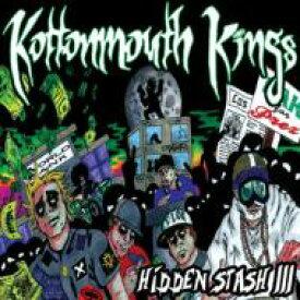 【送料無料】 Kottonmouth Kings コットンマウスキング / Hidden Stash: 3 【CD】