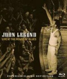 【送料無料】 John Legend ジョンレジェンド / Live At The House Of Blues 【BLU-RAY DISC】