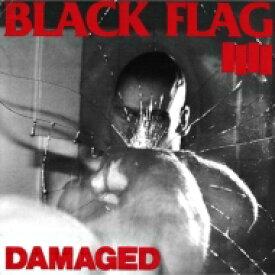 Black Flag ブラックフラッグ / Damaged 【LP】