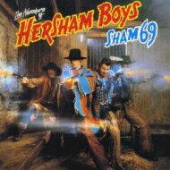 【送料無料】 Sham 69 / Adventures Of The Hersham Boys 【CD】