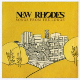 New Rhodes / Songs From The Lodge 【CD】
