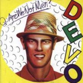 DEVO ディーボ / Q Are We Not Men ? A We Are Devo 輸入盤 【CD】