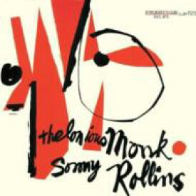 Thelonious Monk/Sonny Rollins セロニアスモンク/ソニーロリンズ / Thelonious & Sonny - Rvg 輸入盤 【CD】