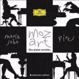 【送料無料】 Mozart モーツァルト / ピアノ・ソナタ全集 マリア・ジョアン・ピリス(6CD) 輸入盤 【CD】