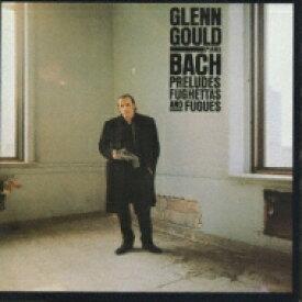 【送料無料】 Bach, Johann Sebastian バッハ / Prelude & Fugue: Gould 【CD】