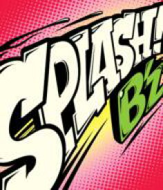B'z / Splash! 【CD Maxi】