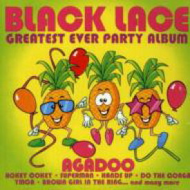 Agadoo Black Lace / Greatest Party Album Ever 輸入盤 【CD】