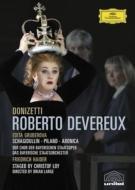Donizetti ドニゼッティ / 『ロベルト・デヴリュー』全曲 ロイ演出、ハイダー&バイエルン国立歌劇場、グルベローヴァ、アロニカ、他(2004 ステレオ) 【DVD】