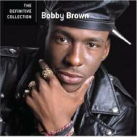 Bobby Brown ボビーブラウン / Definitive Collection 輸入盤 【CD】