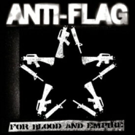 Anti Flag アンチフラッグ / For Blood And Empire 輸入盤 【CD】