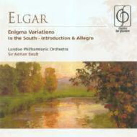 Elgar エルガー / Enigma Variations, In The South, Etc: Boult / Lpo 輸入盤 【CD】