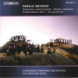 【送料無料】 セーヴェルー / Orch.works: Ruud / Stavanger So 輸入盤 【CD】