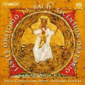 【送料無料】 Bach, Johann Sebastian バッハ / 復活祭オラトリオ、他 鈴木雅明&バッハ・コレギウム・ジャパン 輸入盤 【SACD】