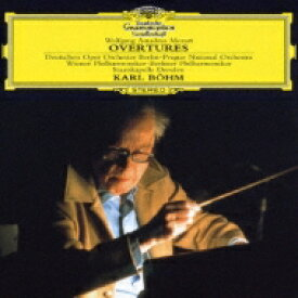Mozart モーツァルト / モーツァルト:序曲集 カール・ベーム 【CD】