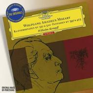 Mozart モーツァルト / ピアノ・ソナタ第11番『トルコ行進曲付』、第8番、幻想曲 ケンプ 輸入盤 【CD】
