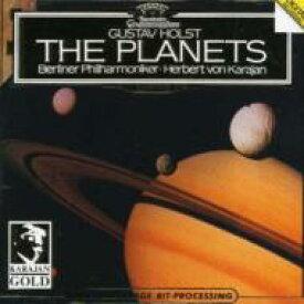Holst ホルスト / 組曲『惑星』 カラヤン&ベルリン・フィル 輸入盤 【CD】
