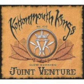 【送料無料】 Kottonmouth Kings コットンマウスキング / Joint Venture 【CD】