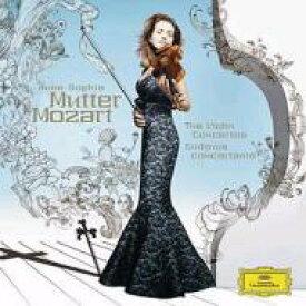 【送料無料】 Mozart モーツァルト / ヴァイオリン協奏曲全集 アンネ=ゾフィー・ムター&ロンドン・フィル、ユーリ・バシュメット(2CD) 輸入盤 【CD】