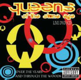 Queens Of The Stone Age クイーンズオブザストーンエイジ / Over The Years & Through The Woods 輸入盤 【CD】