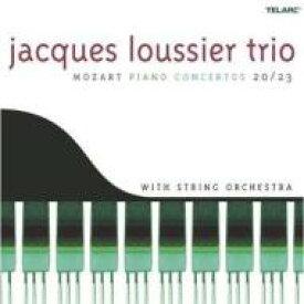 Jacques Loussier ジャックルーシェ / Mozart Piano Concertos 20 / 23 輸入盤 【CD】