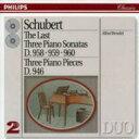 Schubert シューベルト / ピアノ・ソナタ第19〜21番、3つのピアノ曲D.946 ブレンデル(p)(2CD) 輸入盤 【CD】